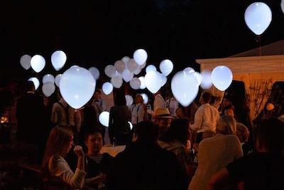 Happily Ever After Hochzeit Verleih Berlin Ballons 2