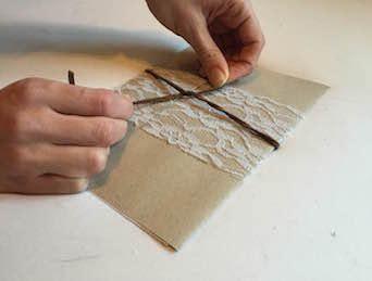 Papeterie DIY