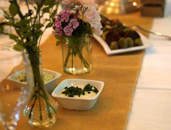 Happily Ever After Hochzeit Verleih Berlin Tischläufer