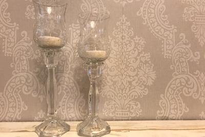 Kristall kerzenhalter hse selber machen vincigant