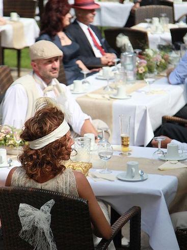 A&J Cafe Wildau Verleih Hochzeitsdekoration Happily Ever After Berlin 51