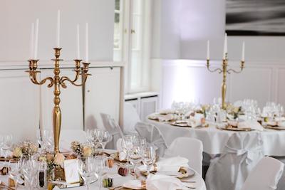 Romantische Kerzenhalter Kerzen Ständer Halter Leuchter Hochzeit Deko Gold
